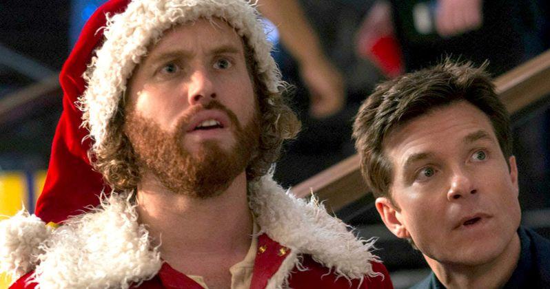 Office Christmas Party Trailer Gets Wild with Jason Bateman & Jennifer Aniston