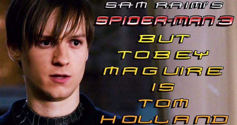 Tom Holland Goes Emo in Amazing Spider-Man 3 Deepfake Video