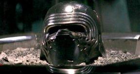 J.J. Abrams Explains Kylo Ren's Ash Table in Star Wars: The Force Awakens