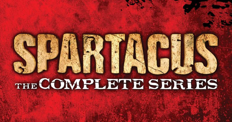 Spartacus: The Complete Series Blu-ray Featurette   EXCLUSIVE
