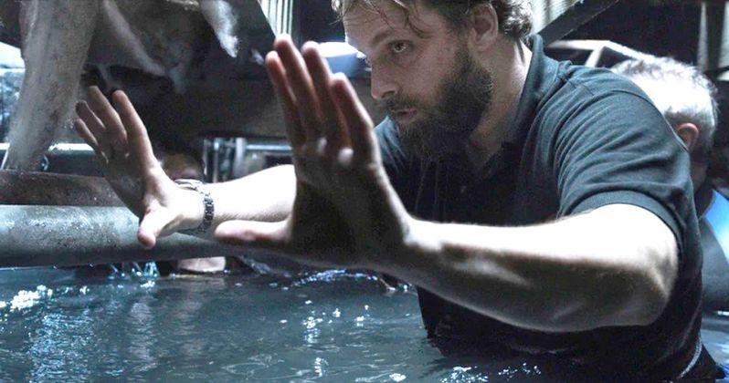 Crawl Director Alexandre Aja Talks Crafting His Killer Alligator Horror Flick [Exclusive]