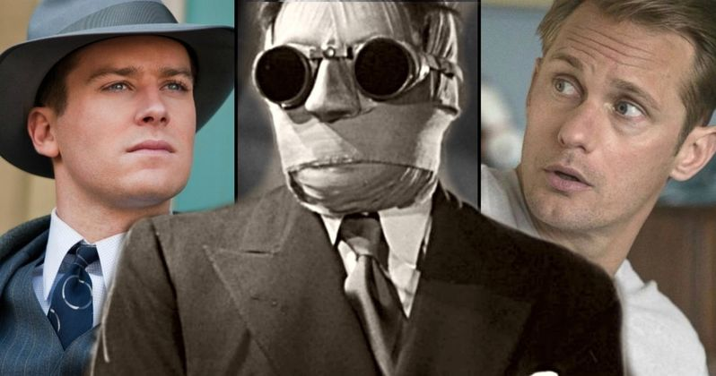 Invisible Man Wants Armie Hammer or Alexander Skarsgard for Lead Role?