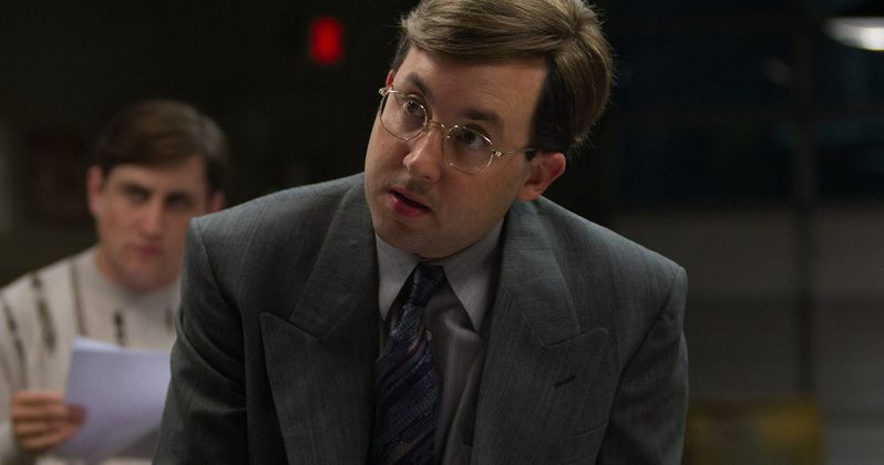 The Wolf of Wall Street Interview with P.J. Byrne | EXCLUSIVE