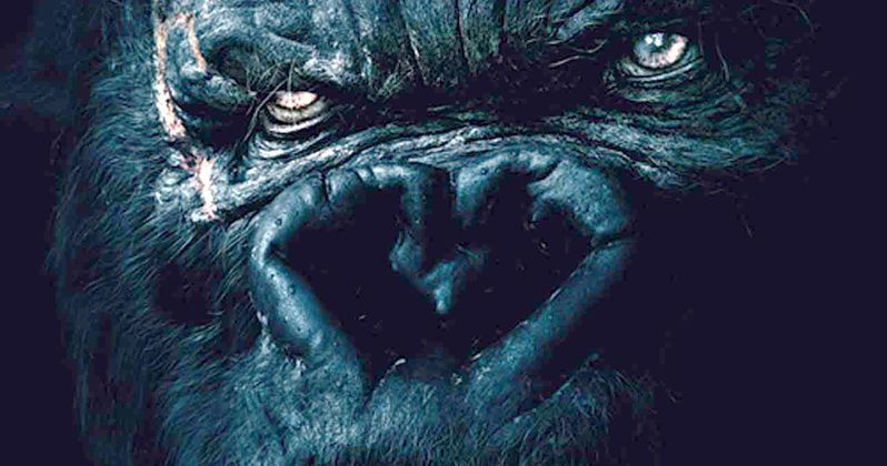 Skull Island Motion Poster Warns Kong Is Coming