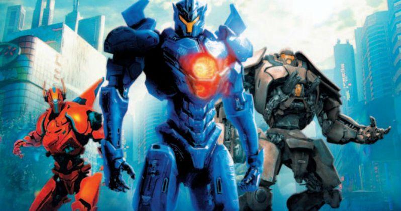 Pacific Rim 2 Poster Reveals New Jaeger Robots