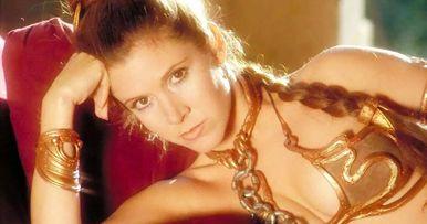 Should Lucasfilm CGI Clothes on Bikini Leia in Return of the Jedi?