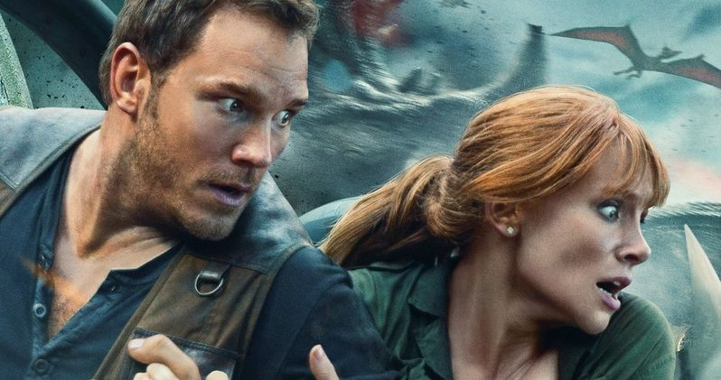 Jurassic World 2 Tickets Are Now on Sale