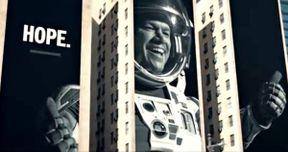 The Martian Viral Video Wants to Bring Matt Damon Home