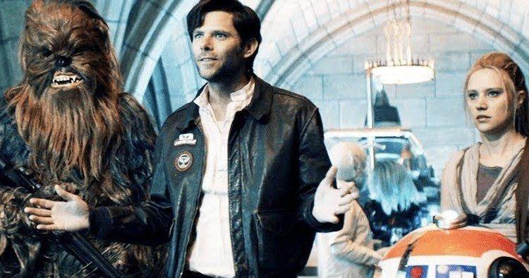 J.J. Abrams Introduces New Star Wars Movie in Cut SNL Sketch