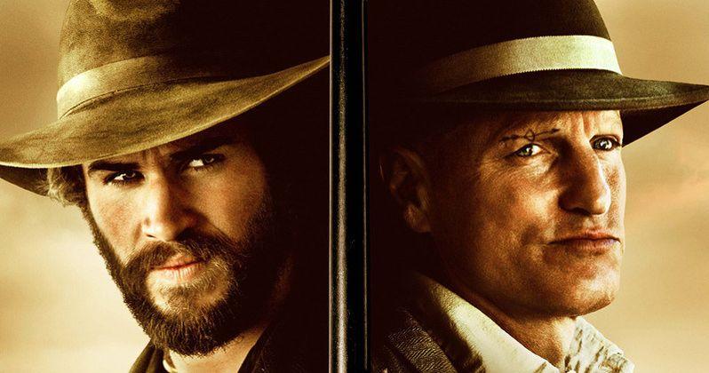 The Duel Trailer Reunites Liam Hemsworth & Woody Harrelson