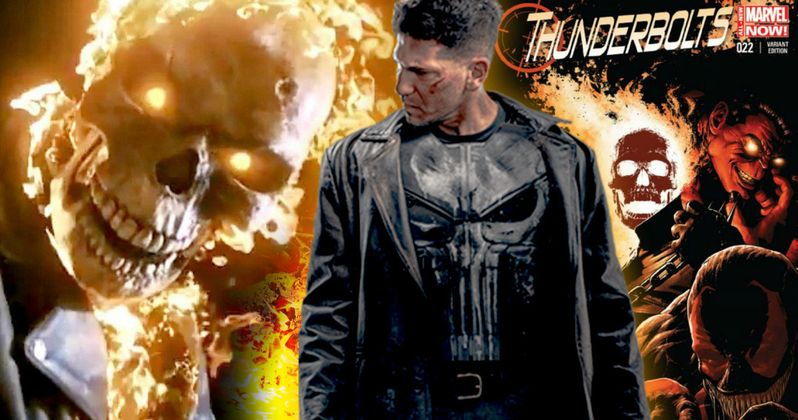 Ghost Rider and Punisher Actors Want a Thunderbolts TV Show