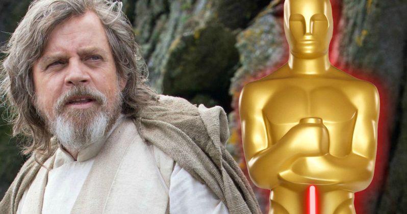 J.J. Abrams Thinks Mark Hamill Will Win an Oscar for Star Wars 8