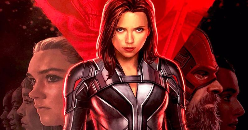 Black Widow Will Pack a Big Punch Next Summer Promises Scarlett Johansson