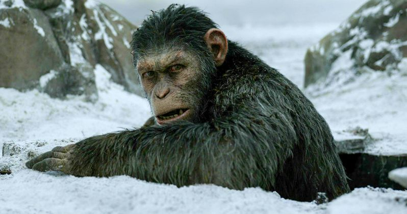 Relive Caesar's Journey in New War for the Planet of the Apes Preview