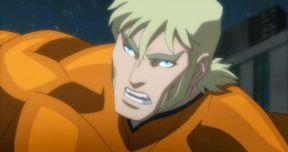 Justice League: Throne of Atlantis Clip Has Aquaman in a Fight