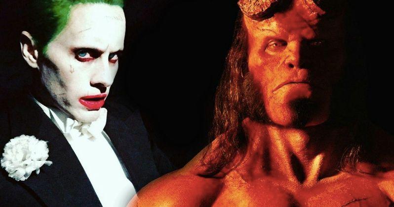 Hellboy Star David Harbour Takes Subtle Swipe at Leto's Joker