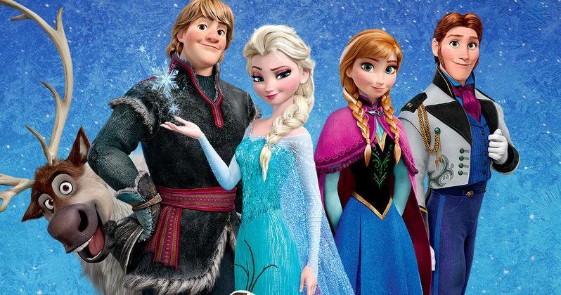 Frozen 2 Is Happening Says Star Idina Menzel