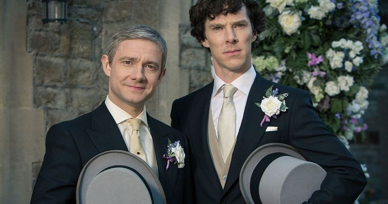 BBC Renews Sherlock for Season 4 and a Christmas Special
