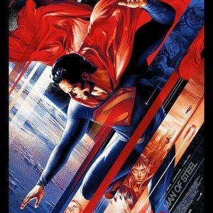 Two Man of Steel Mondo Posters and Variants
