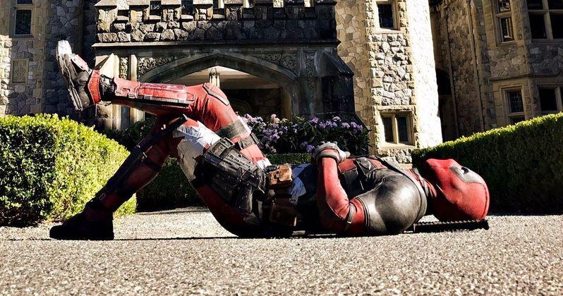 First Deadpool 2 Set Photo Has Ryan Reynolds Visiting X-Mansion