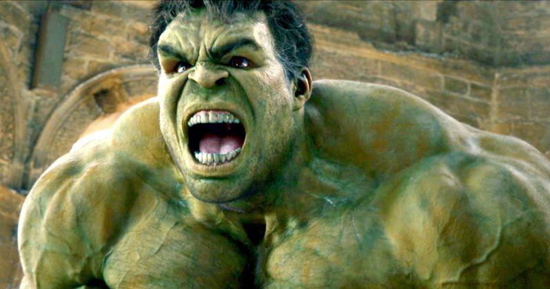 Hulk Confirmed for Captain America: Civil War?