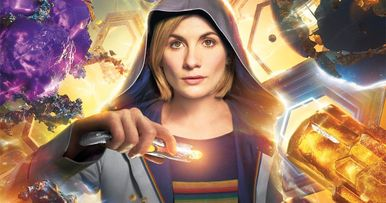New Doctor Who Sonic Screwdriver Unveiled at Comic-Con