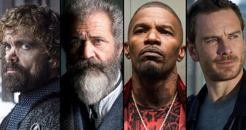 Mel Gibson's Wild Bunch Remake Goes After Fassbender, Foxx & Dinklage