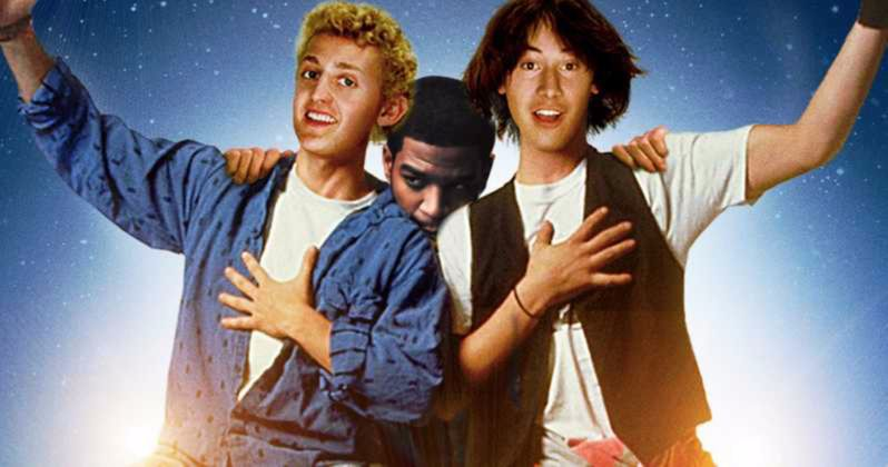 Bill & Ted Face the Music Soundtrack: Listen to Kid Cudi's Erase Me Remix