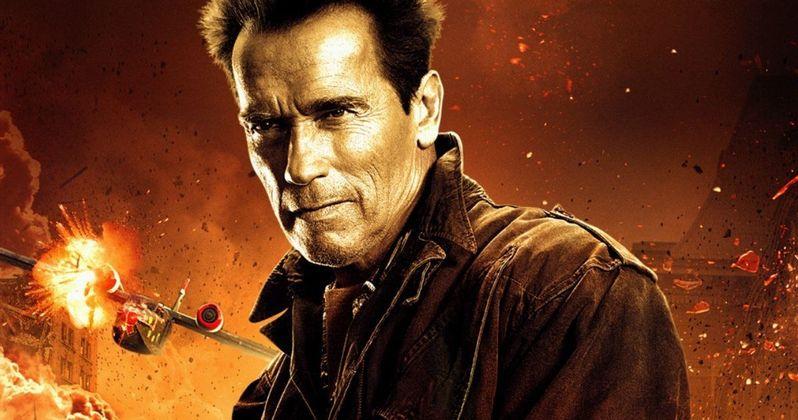 Schwarzenegger to Headline Amazon's Western Miniseries Outrider