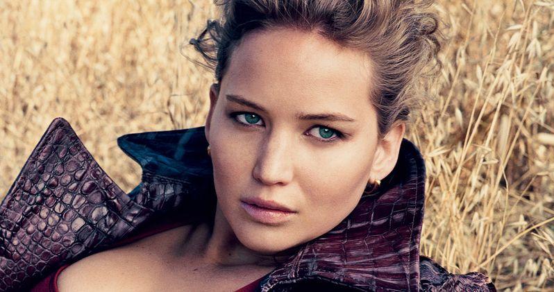 Jennifer Lawrence Had to Get Drunk for Chris Pratt Sex Scene