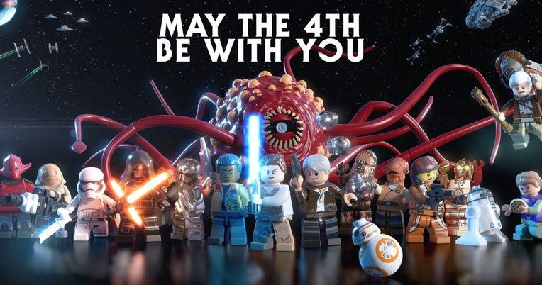 New Lego The Force Awakens Trailer Celebrates Star Wars Day