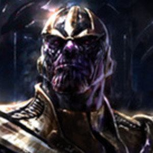 Thanos Concept Art from Marvel's The Avengers
