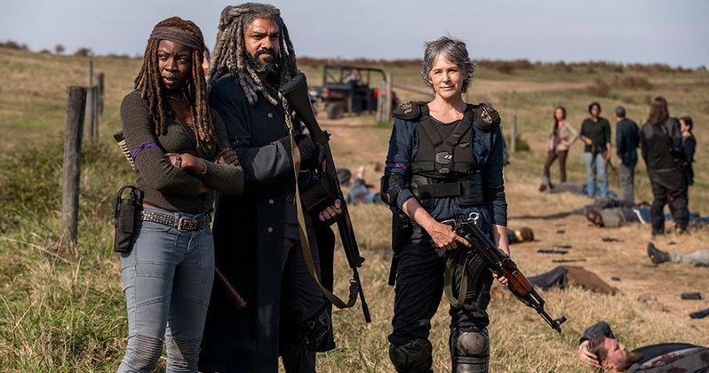 Walking Dead Season 8 Finale Ratings Drop to a Near-Record Low