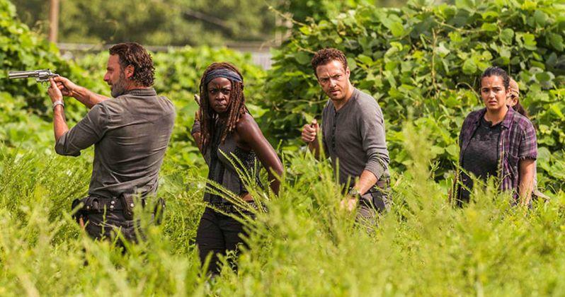 Walking Dead Season 7 Midseason Premiere Synopsis & Photos Arrive