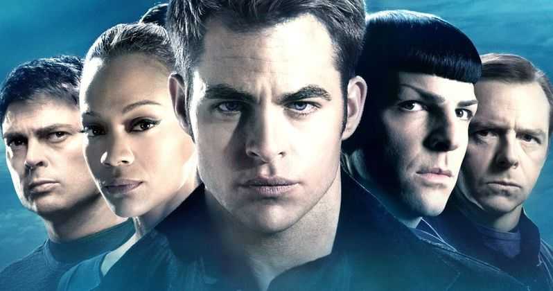 Star Trek Beyond Reshoots Begin, Oscar Nominee Joins Cast