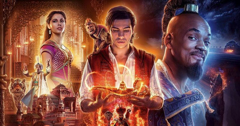 Will Aladdin Wish John Wick 3 Away from the Top of the Box Office?