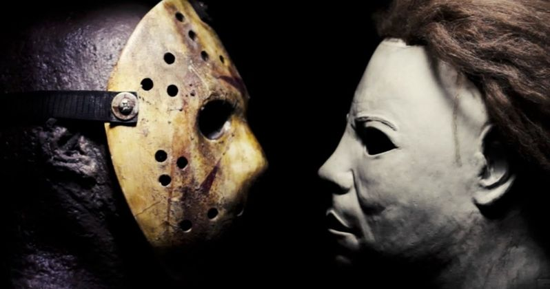 Halloween Jason.Horror Icons Clash In Brutal Jason Vs Michael Fan Trailer