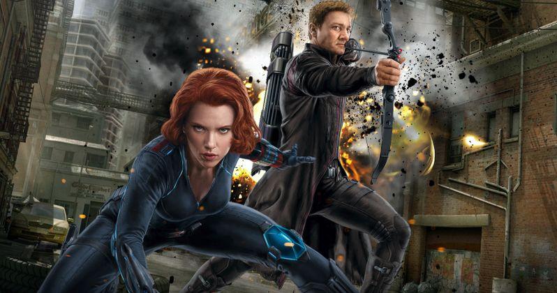 Is Hawkeye in Black Widow? Marvel Snipers Stop Scarlett Johansson from Telling Us