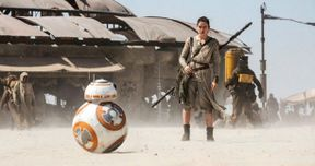Star Wars 7: New Rey Photos; Daisy Ridley Talks Original Actors
