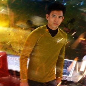 Star Trek Into Darkness Sulu Character Poster