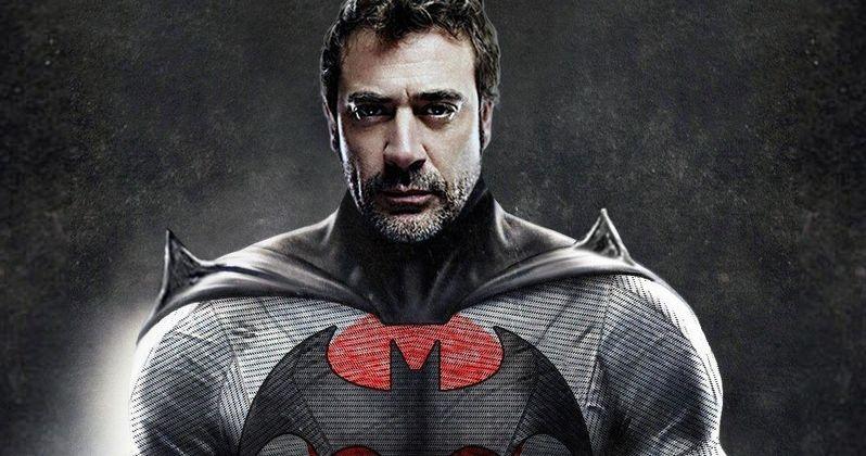 Jeffrey Dean Morgan Dodges Flashpoint Batman Questions
