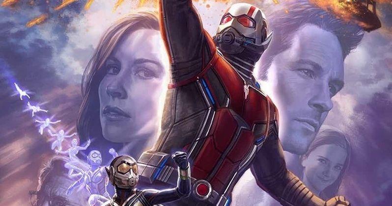 Ant-Man 2 Wraps Production