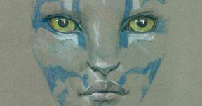 Avatar 2 Concept Art Teases the Return of the Na'vi
