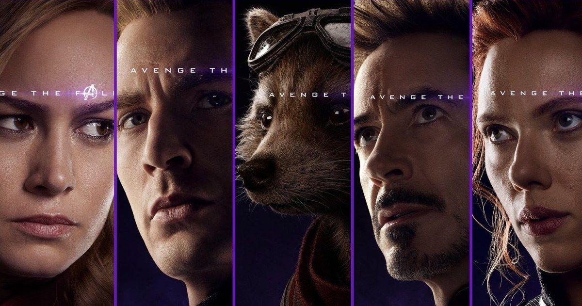 32 Avengers Endgame Character