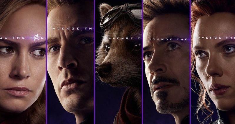 32 Avengers Endgame Character Posters Promise To Avenge The Fallen