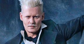 Fantastic Beasts 2 Team Defend Johnny Depp Casting