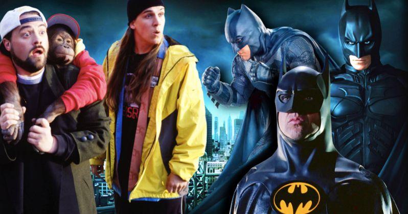 Jay and Silent Bob Reboot Has Cameos from 3 Former Batman Actors