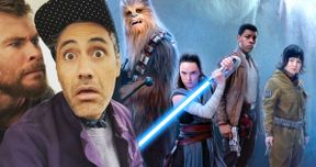 Thor: Ragnarok Director Heckles Star Wars Director Problems
