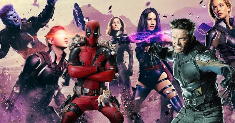 Fox Sets Release Dates for 6 Mystery Marvel Movies