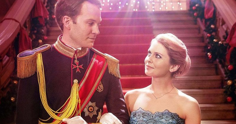 A Christmas Prince 3: The Royal Baby Is Happening at Netflix